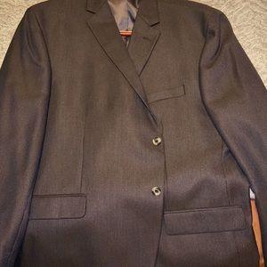 Saddlebread Sport Coat Never worn. Dark Navy 42L